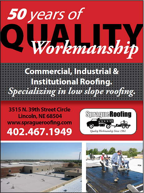 Sprague Roofing 50 Years Of Quality Commercial