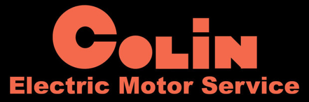 Then and now colin electric motor service strictly for Electric motor repair company