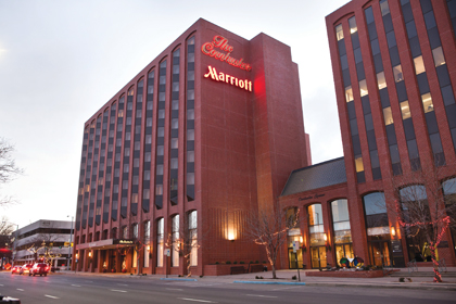 Image result for cornhusker marriott