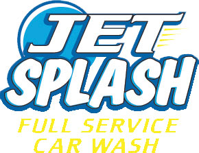 jet splash car wash logo lincoln