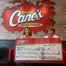 raising canes supports non profits lincoln