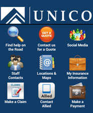 unico group insurance app lincoln