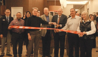 Hilton Garden Inn Haymarket Downtown Hosts Lcoc Ribbon Cutting To Celebrate Grand Opening In