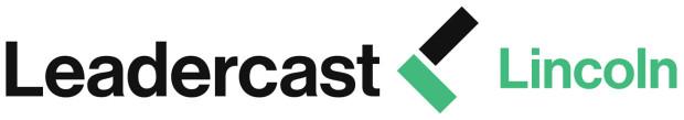 leadercast lincoln logo nebraska