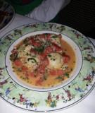 Seafood Ravioli at Ristorante Ti Amo