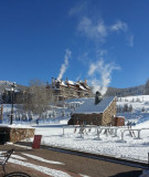 View of the lodge at Beaver Creek