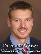 dr. austin weaver holmes lake chiropractic lincoln nebraska