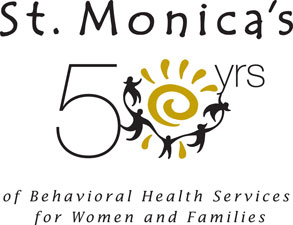 st. monicas logo lincoln nebraska