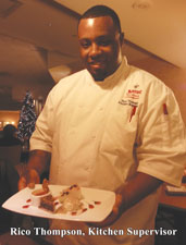 chef rico thompson louisiana new orleans 5 fifty 5