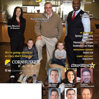 cornhusker bank strictly business magazine lincoln nebraska