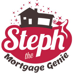 Logo_Steph_the_Mortgage_Genie_Lincoln_Nebraska