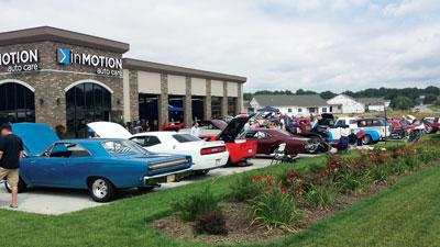 Inmotion Auto Care Of Lincoln Nebraska Hosts Show Shine Event
