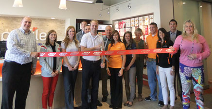 Profile by Sanford Hosts Ribbon Cutting Event in Lincoln