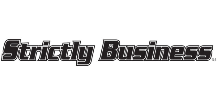 Strictly Business Magazine Logo