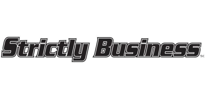 Strictly Business Magazine Logo