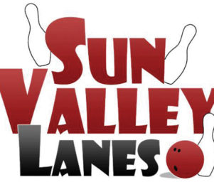 Sun Valley Lanes Logo