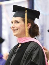 Dr. Elizabeth Grimpo of Concordia University Headshot
