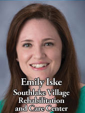 Emily Iske Southlake Village Rehabilitation and Care Center - Senior Health Lincoln Nebraska
