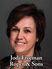 Jodi Freeman Roper & Sons - Senior Health
