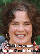 Vicki Newman Lincoln Family Funeral - Senior Health in Lincoln Nebraska