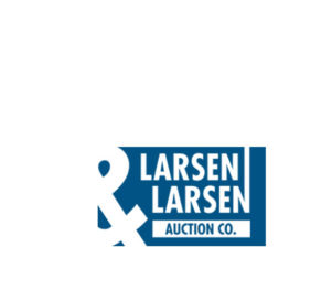 Larsen & Larsen Auction Co Logo