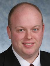 Nick Schaffer of Cornhusker Bank in Lincoln Nebraska