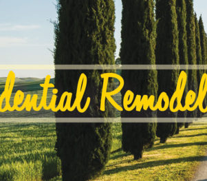 Residential Remodeling in Lincoln Nebraska Strictly Business Header