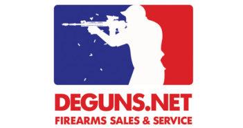 DEGuns logo