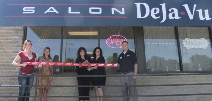 Salon d j vu celebrates grand opening of second location for Salon de ja
