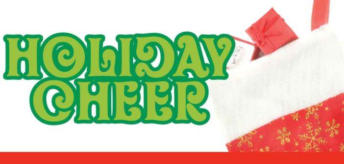 Holiday Cheer in Lincoln, Nebraska