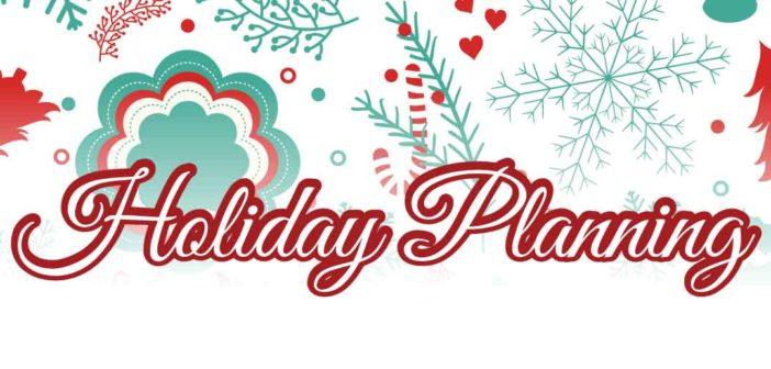 Holiday Planning in Lincoln, Nebraska