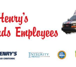 John Henry's Employee Spotlight Lincoln Nebraska