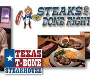 Texas T-Bone Steakhouse Restaurant Expose Header