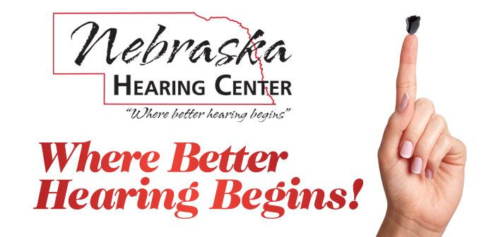 Header Nebraska Hearing Center Client Spotlight
