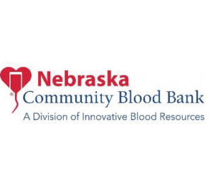 Nebraska Community Blood Bank Logo