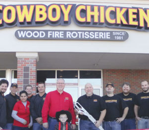 photo-cowboy-chicken-ribbon-cutting
