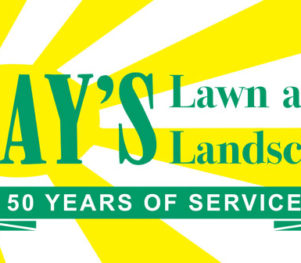 logo-rays-lawn-and-landscape-fifty-years