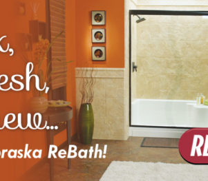 Nebraska Rebath   Relax, Refresh, Renew.
