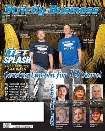 JetSplash Lincoln, NE Cover Thumbnail