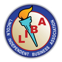 Lincoln Independent Business Association - LIBA Logo
