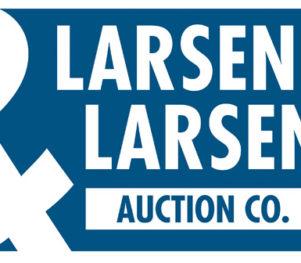 Larsen & Larsen Auction Co. logo