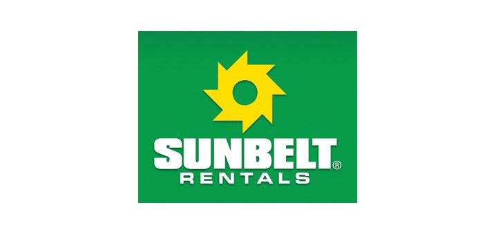 Logo - Sunbelt Rentals