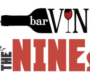 barVino - The Nines Logo