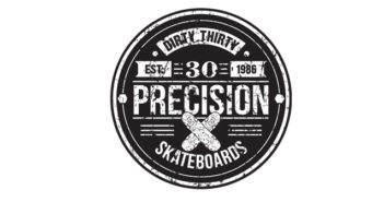 Precision Skateboards-Logo