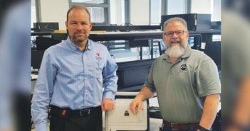 Eakes-Printer Donation