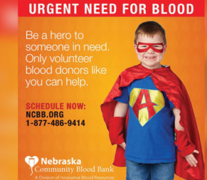 Nebraska Community Blood Bank-Photo
