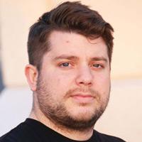 Tyler Weihe, Co-Founder of Switch Up Media headshot
