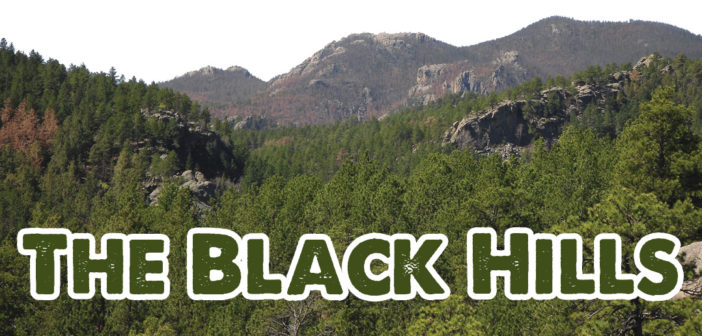 The Black Hills-Header