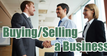 Buying/Selling a Business