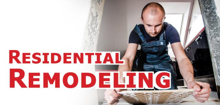 Residential Remodeling-Header